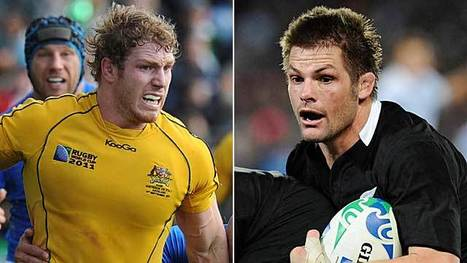 SF preview: Australia v New Zealand | RWC - Rugby World Cup 2011 | Scoop.it