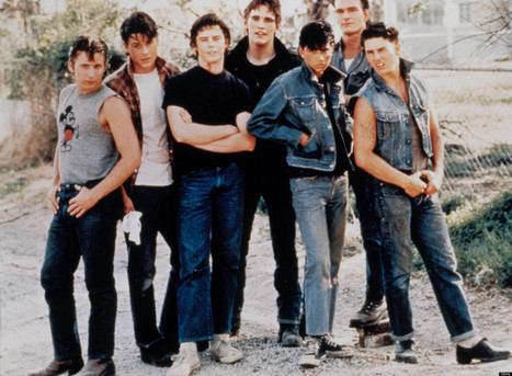 'The Outsiders' Cast: Where Are They Now? (PHOTOS) | the outsiders by s.e. hinton | Scoop.it