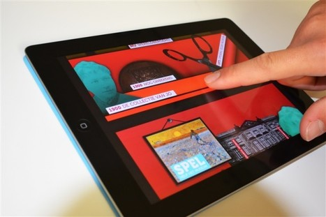 Explore Vincent Arrives On iPad -- AppAdvice | iPad:  mobile Living, Learning, Lurking, Working, Writing, Reading ... | Scoop.it