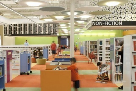 Abandoned Walmart Transformed Into A Functioning Library | Geography Education | Scoop.it