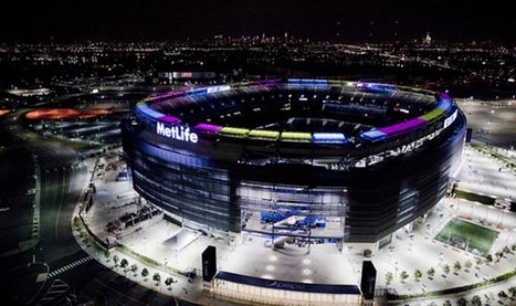 NFL Season Opener Under The Solar-Powered Lights | Earthtechling | Sports Facility Management | Scoop.it