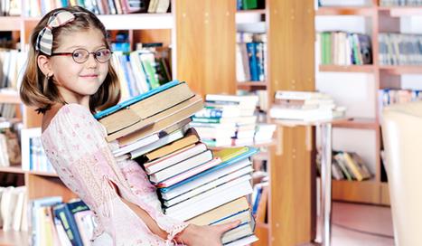 Diez libros para niños recomendados por niños -aulaPlaneta | El rincón de mferna | Scoop.it