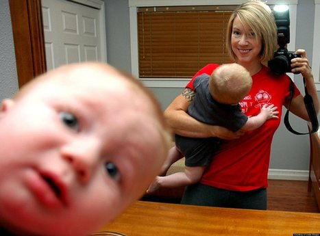 Why I'm Not Thrilled That My Baby's Photobomb Photo Went Viral | Le meilleur du Web | Scoop.it