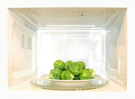 Ask Well: Do Microwaves Degrade Food Nutrients? | @FoodMeditations Time | Scoop.it