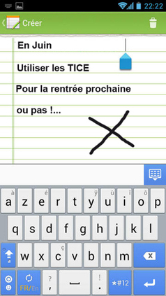 En juin : Utiliser les TICE pour la rentrée prochaine ou pas !… | | ICT tips & tools, Internet tracks & trails... and questioning them all ! | Scoop.it
