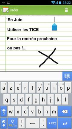 En juin : Utiliser les TICE pour la rentrée prochaine ou pas !… | | Veille TICE Paris Descartes | Scoop.it