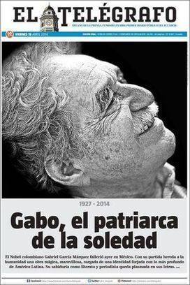 Homenajes de la prensa a Gabriel García Márquez | New Journalism | Scoop.it