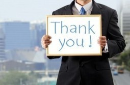 Express Gratitude and Reduce Bullying Complaints | this curious life | Scoop.it