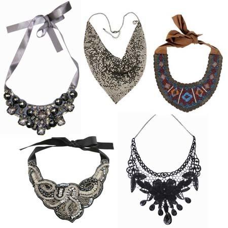 Marcaron la Moda los collares baberos | fashion accesories | Scoop.it