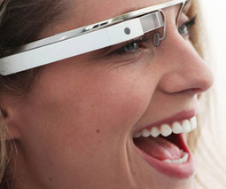 Google's Project Glass augmented reality glasses begin testing | The Robot Times | Scoop.it