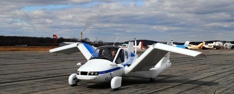 La voiture volante existe - lavenir.net   Le Meilleur Des Mondes Aujourd'hui   Scoop.it