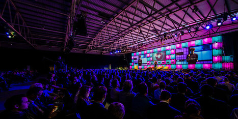 """ @billylinehan to offer #guerillamentoring to startups @websummit2014 #websummit #hackdublin 
