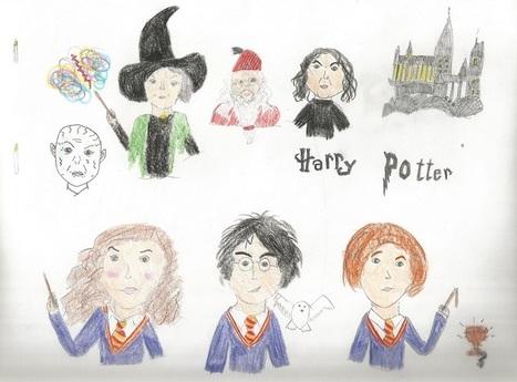 Hogwarts in Evian : Le blog du club d'anglais/ maths sur le thème de Hogwarts | Derniers articles du site! | Scoop.it