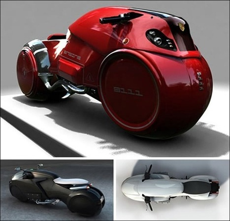 25 Stunning Futuristic Motorcycle Concepts | Technology and Gadgets | Scoop.it