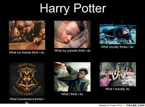 Harry Potter | Something | Scoop.it