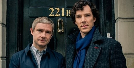 BBC reportedly planning 'Sherlock' series 4 premiere for Christmas 2014 - Hypable | Baker Street Irregulars | Scoop.it