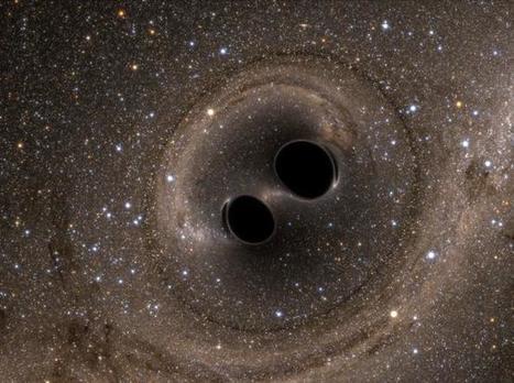 Onde gravitazionali, rilevato un nuovo segnale: ecco il soffio dell'universo | Planets, Stars, rockets and Space | Scoop.it