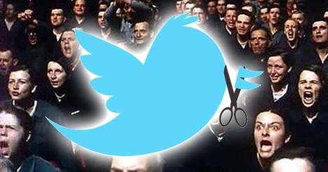 """Careful With Those Anti-Corruption Tweets: Twitter Launches Orwellian """"Council"""" to Curb Dissent 