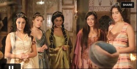 Turkish soap operas ignite culture war in Middle East revolution –  Video, Reuters | Change Leadership Watch | Scoop.it
