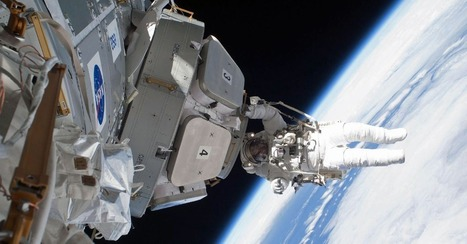How NASA Will Use 3D Printers in Space | 3D-Print Tech | Scoop.it