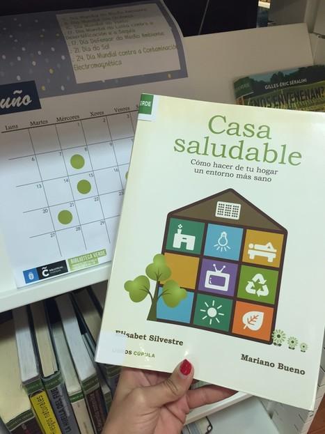 """Recomendación: """"Casa saludable""""   Biblioteca Verde   Scoop.it"""