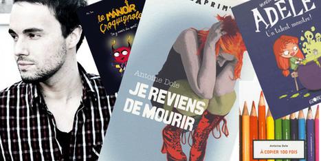 Tribunes de la Charte - la parole aux auteurs jeunesse : Antoine Dole - Actualitté.com | Édition et livres jeunesse | Scoop.it