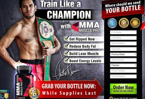 MMA Muscle Pro Review - Absolute Risk Free Trial | | MMA Muscle Pro | Scoop.it