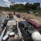 GUYANA Le trafic international d'or : affecte du….rement l'économie guyanienne | Une Saison en Guyane | Guyane orpaillage illégal | Scoop.it