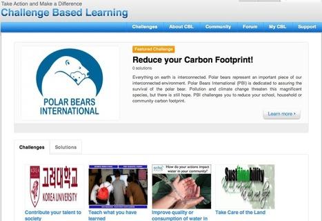 Challenge Based Learning   Digital education   Scoop.it