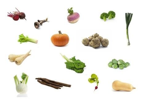 Les légumes d'automne (et d'hiver), et comment les cuisiner | Food sucré, salé | Scoop.it