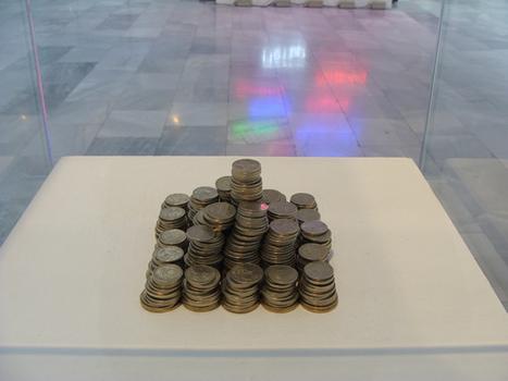 Vikenti Komitski: My Budget For This Exhibition | Art Installations, Sculpture, Contemporary Art | Scoop.it
