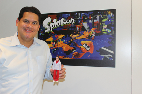 Reggie Fils-Aime talks about E3, industry change, and what Nintendo is doing for a comeback (interview)   Digital-News on Scoop.it today   Scoop.it