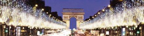 Illuminations de Noël 2015 des Champs Elysées - Evous | Remue-méninges FLE | Scoop.it
