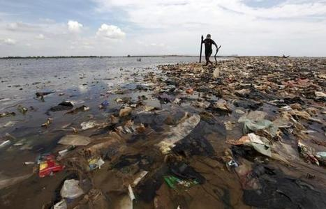 """Un """"continent"""" de plastique exploré dans l'Atlantique Nord   Le recours aux forêts   Scoop.it"""