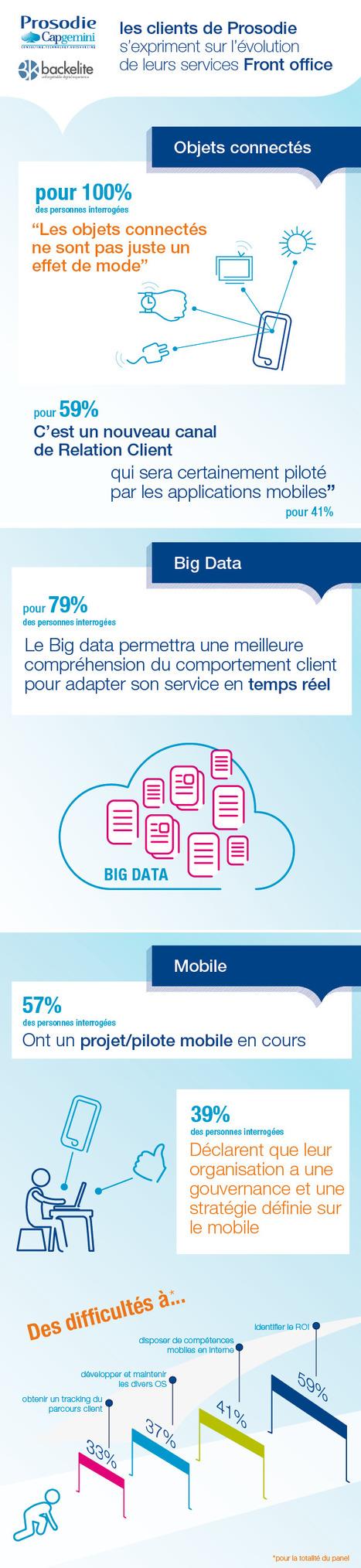 Objets connectés et Big Data   CRM Stuff   Scoop.it
