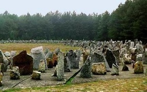 Symbolic Cemetery at Treblinka - Treblinka | The Arts and The Holocaust Then and Now | Scoop.it