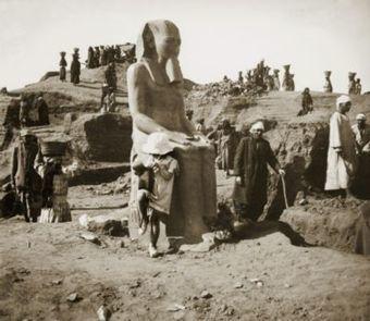 Exposition 'Un Colombien entre deux Afrique. Des pharaons d'Egypte aux poteries d'Afrique noire' | Égypt-actus | Scoop.it