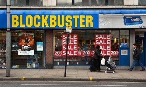 Blockbuster and Barratts enter administration, threatening 3,000 jobs | AQA A2 BUSS4 Strategy & Economic factors | Scoop.it