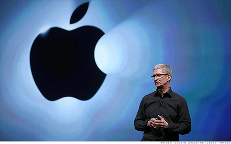 What we want Apple to unveil at WWDC - CNNMoney | Andrew Lee | Scoop.it
