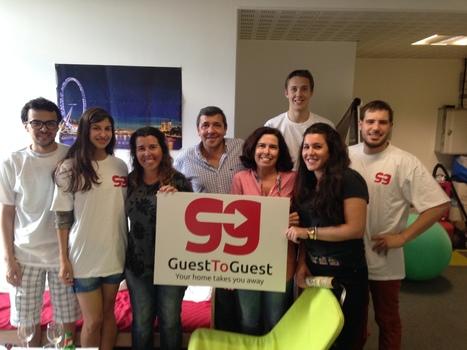 GuestToGuest Meeting Tour: Sara de Seville en Espagne ! - GuestToGuest | Voyages | Scoop.it