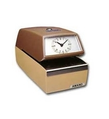 Amano 4746 Time and Date Stamp | Time & Attendence System | Scoop.it