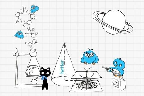 Come l'accademia usa (o potrebbe usare) Twitter | Tech Economy | Web Content Enjoyneering | Scoop.it