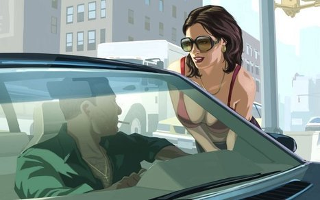 the First-Person Sex in 'Grand Theft Auto'   A Rich Selection Of The Latest News www.canbeweird.com   Scoop.it
