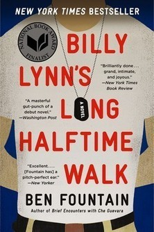 Khaled Hosseini Discusses 'Billy Lynn's Long Halftime Walk' - Wall Street Journal | Literature & Psychology | Scoop.it
