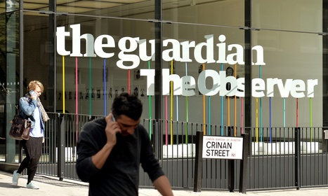 Guardian Media Group to divest its £800m fund from fossil fuels | The Integral Landscape Café | Scoop.it