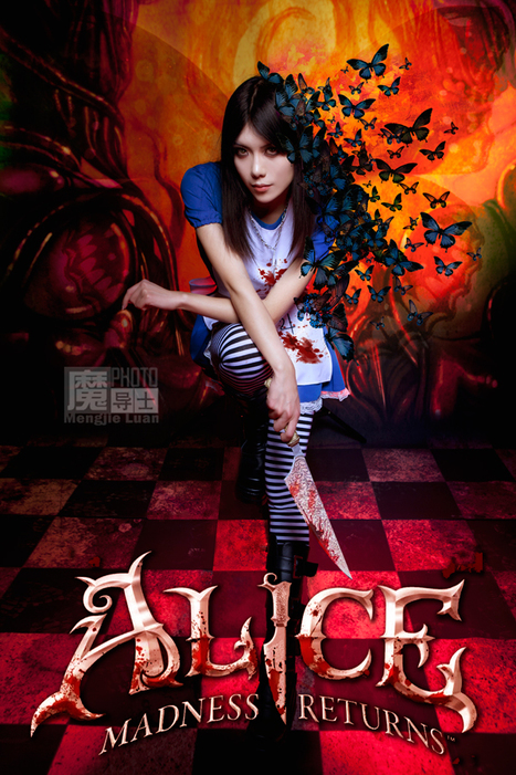 This Isn't Madness. It's Wonderful and Legendary. Alice: Madness Returns Cosplay | Cosplay News | Scoop.it