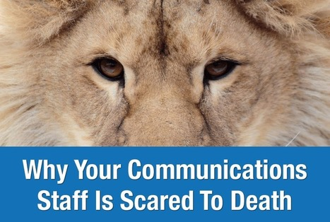 Why Your Communications Staff Is Scared To Death | Public Relations & Social Media Insight | Scoop.it