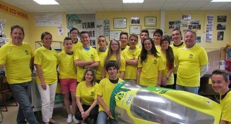 Le collège Bayle sur la grille de départ du challenge Shell Eco-marathon   Collège Pierre Bayle   Scoop.it