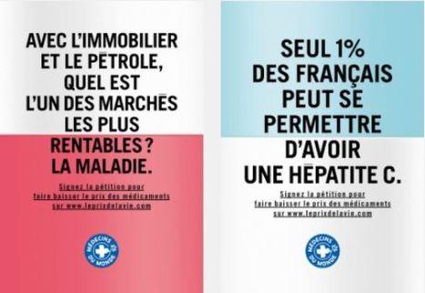Médecins du Monde censuré pour ne pas fâcher le lobby des labos | YetiYetu | Scoop.it
