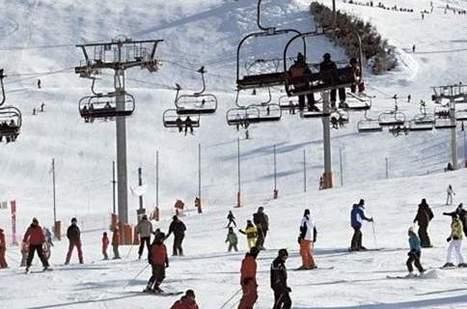Ski : les stations qui mentent le plus sur la longueur de leur domaine | Un tour en France | Scoop.it
